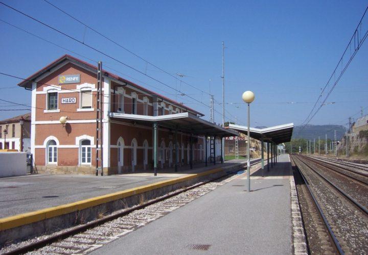 Estación Haro