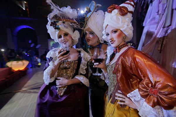 Baile de Máscaras, Carnaval del Vino de Haro, La Rioja