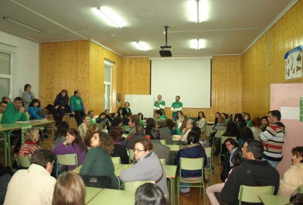 Asamblea I.E.S Ciudad de Haro
