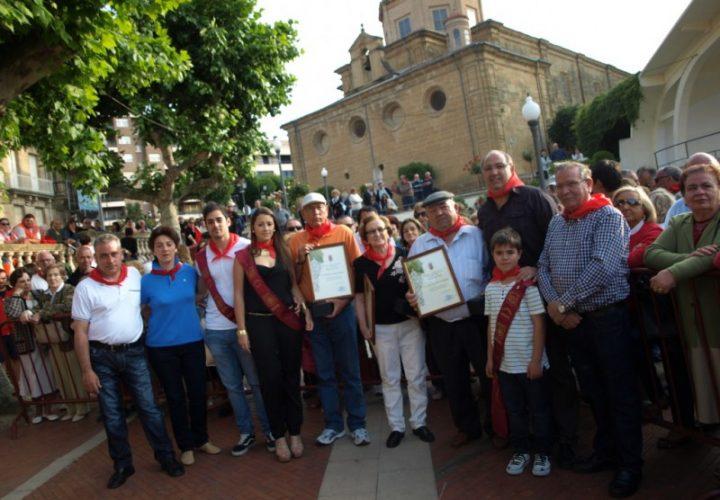 Abuelos del vino 2013 mar a del carmen castro gonz lez jos luis b rcenas ugarte y francisco - Maria del carmen castro ...