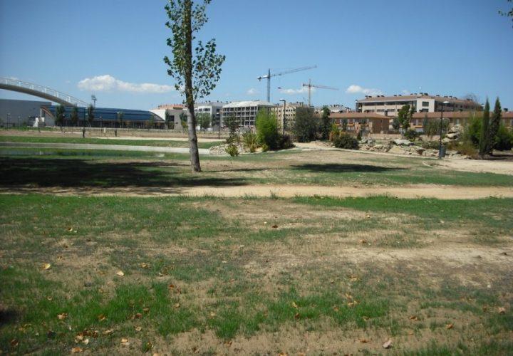 Parque de El Mazo