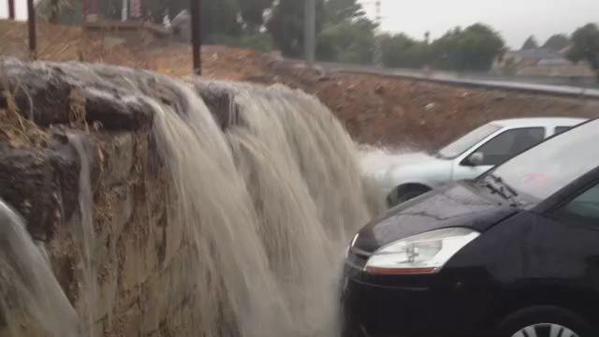 El Ferial LLuvia