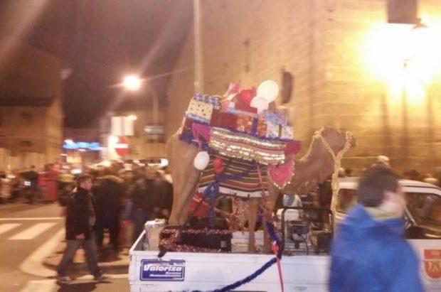 Reyes Magos-Enero 2016