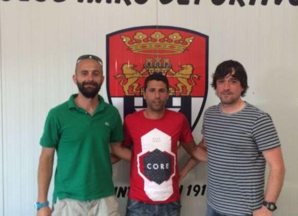 Rubén López 'Tato' es el nuevo entrenador del Haro Deportivo