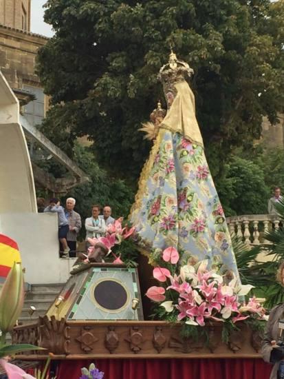 Virgen de la Vega