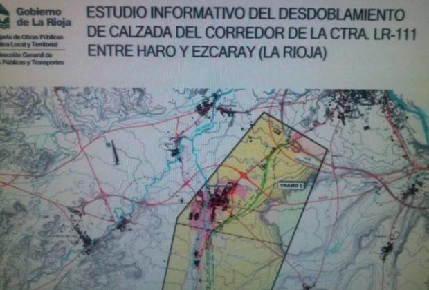 Autovía entre Haro y Santo Domingo de la Calzada