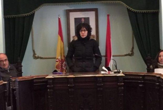 """Laura Rivado destaca que Patricio Capellán """"es un ejemplo de entrega a su pueblo"""""""