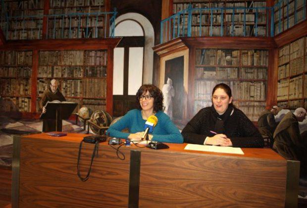 Laura Rivado y Lorena Conde