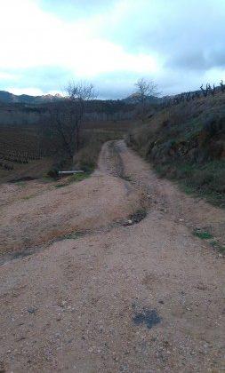 Caminos rurales Enmedio y Los Huertos Haro