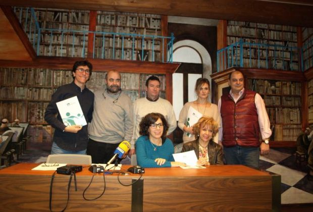 Haro y Pioneros firman un convenio
