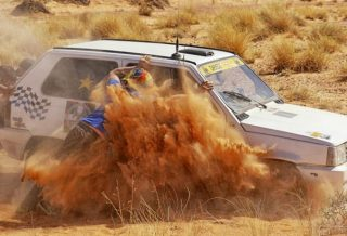 rally Desert Trophy 2017