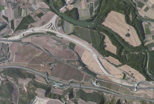 accidente en Manzanares de Rioja