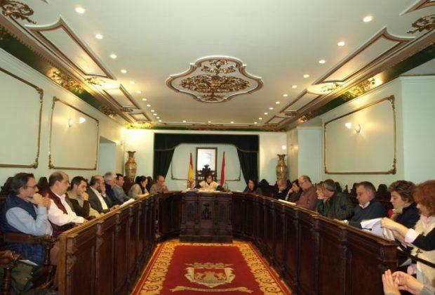 Pleno ordinario de marzo 2017