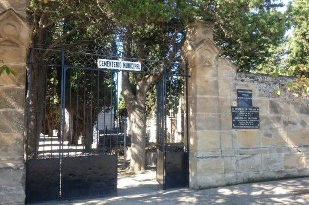 Cementerio de Haro