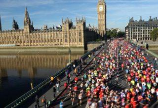 Maraton de Londres 201