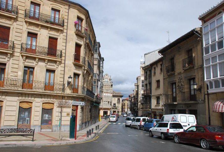 Calle Lucrecia Arana