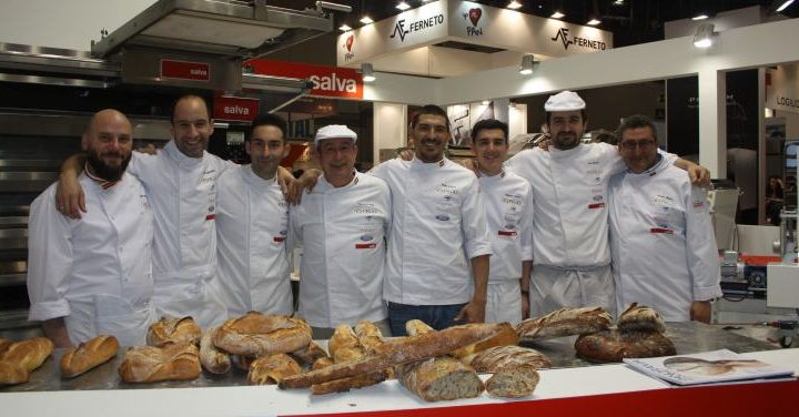 Espigas_Seleccion Nacional de Panaderia Artesana