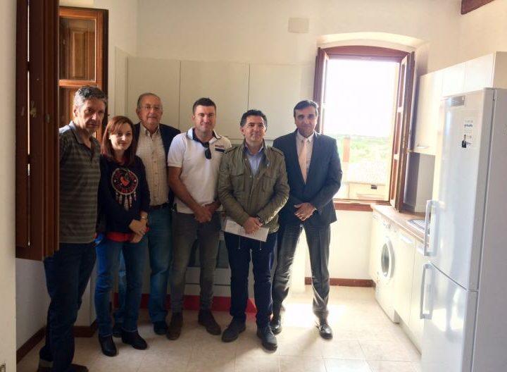 Visita viviendas Sajazarra