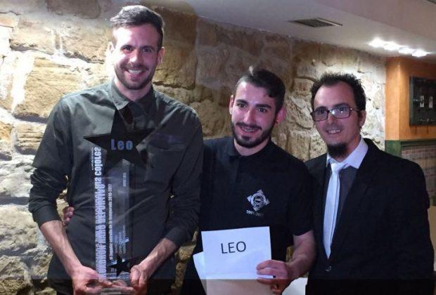 Leo, jugador estrella