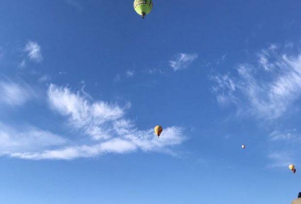 Globos Aerostáticos 1