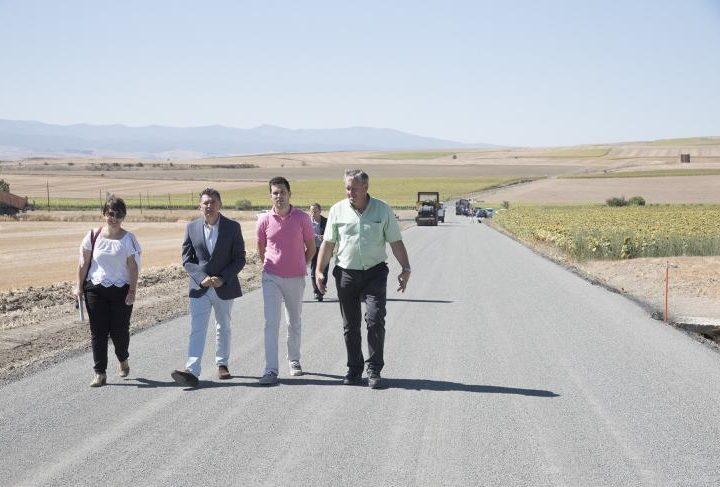 Visita carretera Foncea