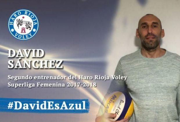 david-sanchez-sera-el-segundo-entrenador-del-haro-rioja-voley