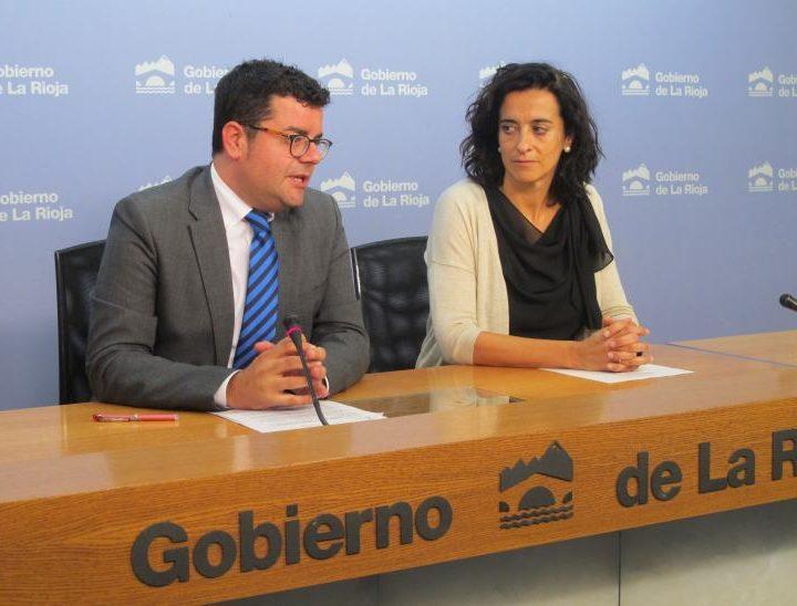 Alfonso Domínguez y Esther Gutiérrez