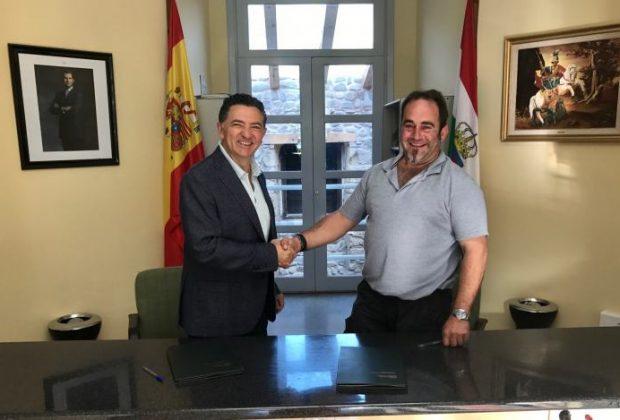 Firma convenio Santurdejo 2