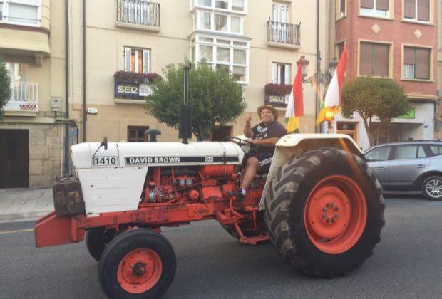 Tractor clasico