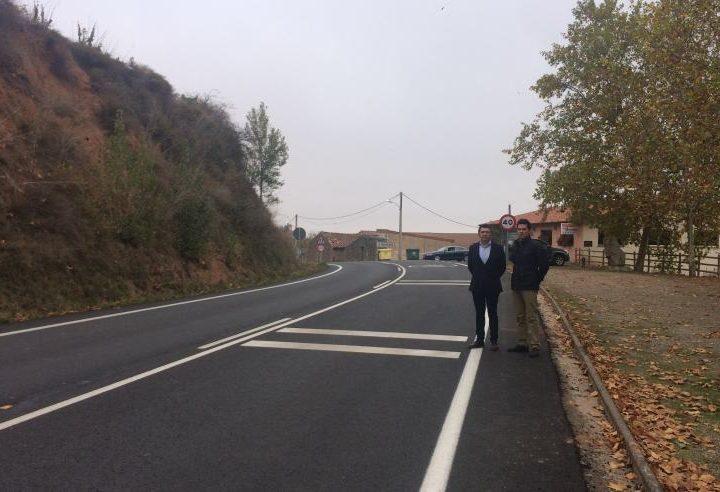 Carretera San Millán