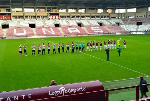 Haro Deportivo - SD Logroñes