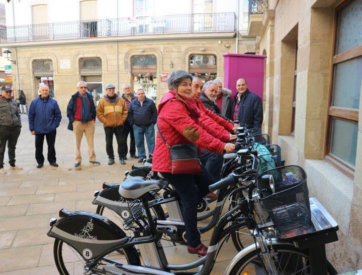 Bicicletas de alquiler