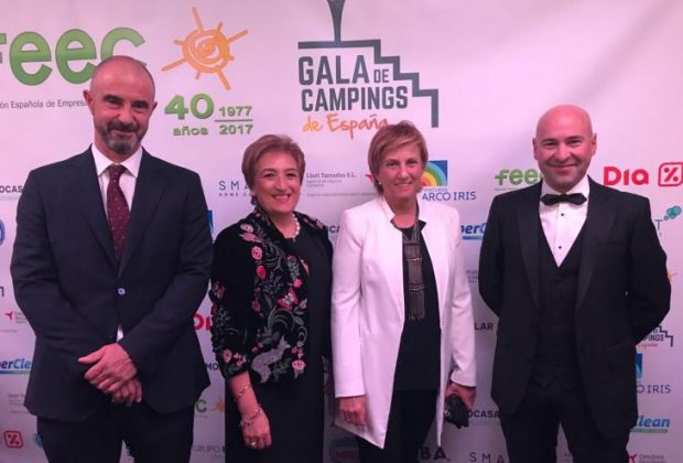 Premios Camping 2017