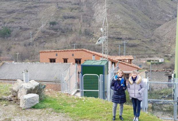 Estación Meteorológica Anguiano