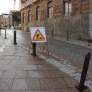 Obras en la calle Navarra