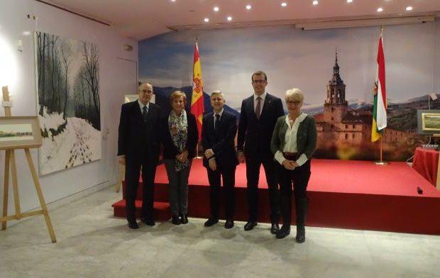 Expo La Rioja en un cuaderno