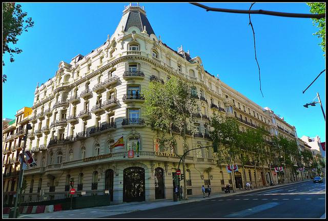 Centro Riojano en Madrid