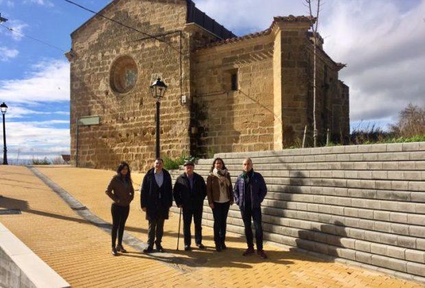 Galbárruli calle de la Iglesia