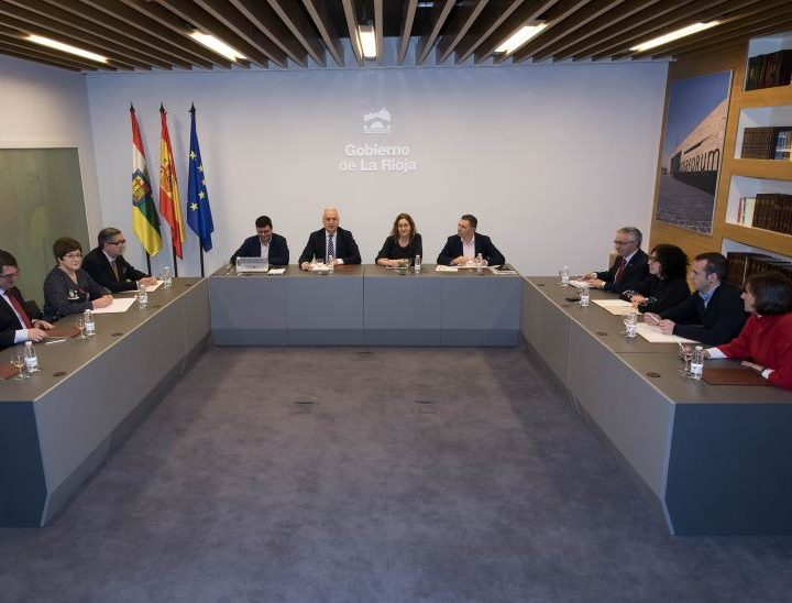 Reunión con los alcaldes de las cabeceras de comarca 06