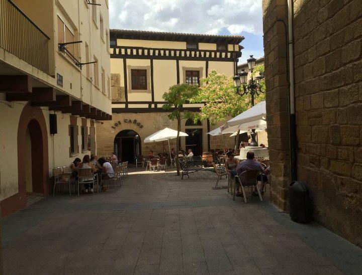 Terrazas plaza san martin