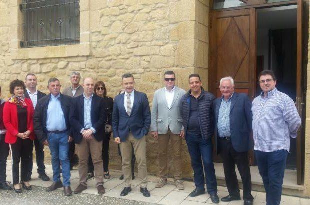 Reunión Escobar Casalarreina