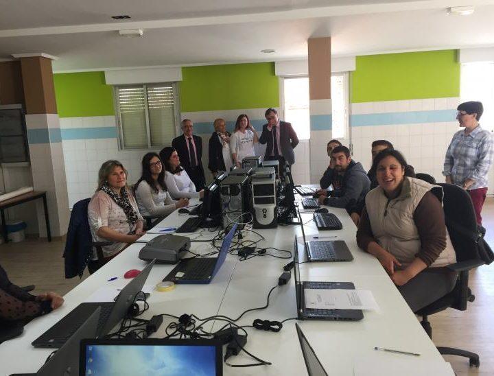 Visita espacio coworking Santo Domingo