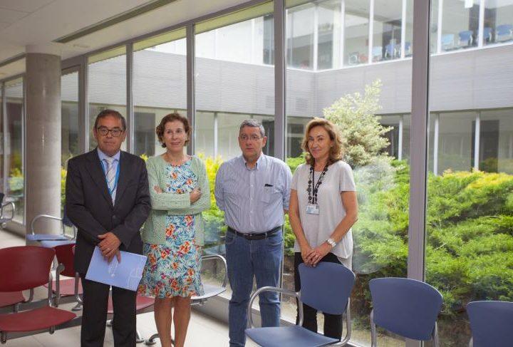 visita Centro Salud Nájera