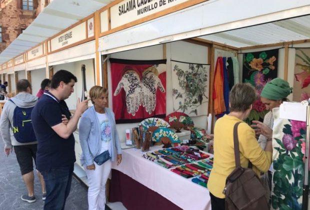 Feria Artesanía Ezcaray 1