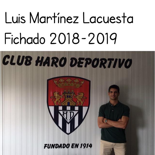 Luis Martínez Lacuesta