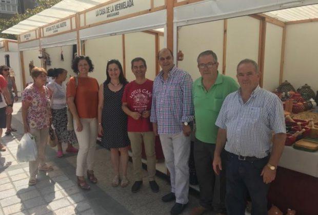 Inauguración Feria Artesanía La Rioja en Haro (1)