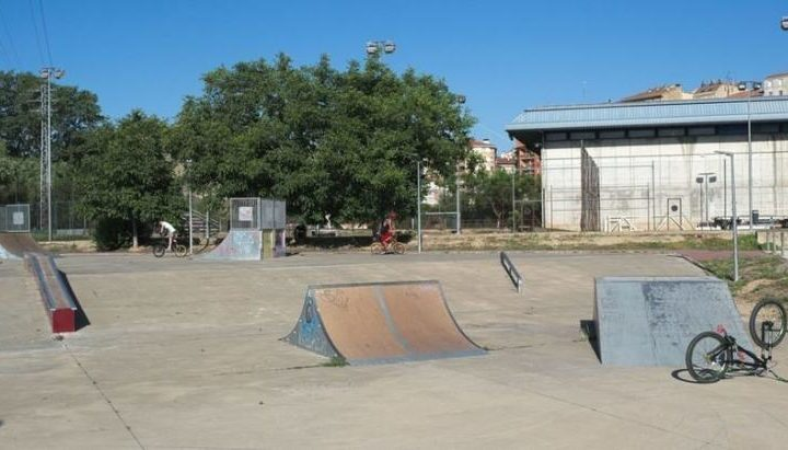 Skatepark de Haro