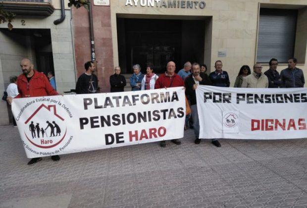Plataforma de pensionistas