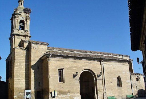 Iglesia de Herramélluri en La rioja DSC09668
