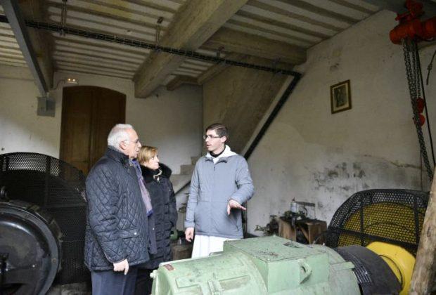 Ceniceros ayuda Monasterio Valvanera 4